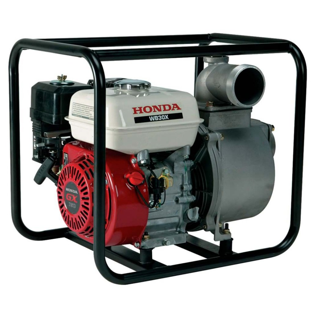 Мотопомпа Honda