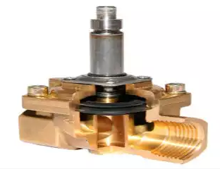 Электромагнитный нормально закрытый клапан для воды
